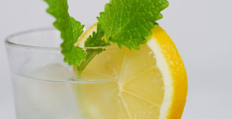 lose weight with lemon